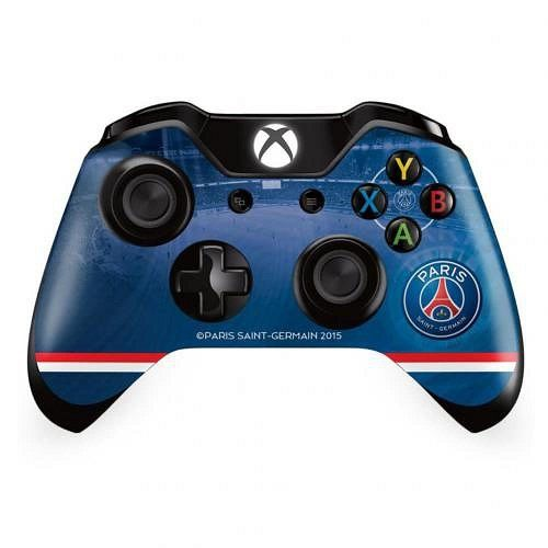 Official Paris Saint Germain FC Xbox One Controller Skin