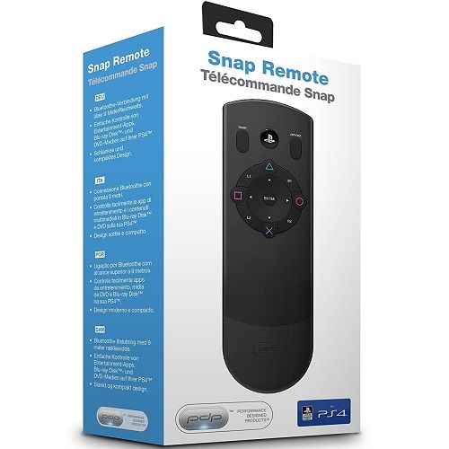 Officially Licensed PlayStation 4 Media Remote [PDP]