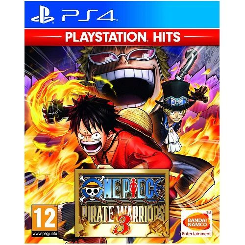 One Piece Pirate Warriors 3 Playstation Hits PS4 Game