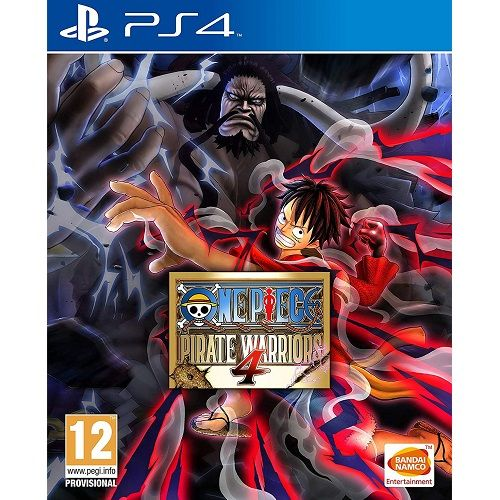 One Piece Pirate Warrriors 4 PS4 Game