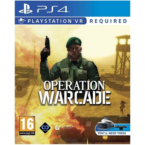 Operation Warcade [PSVR Required] PS4 Game - Gamereload