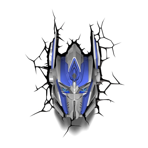 Optimus Prime 3D Deco Light
