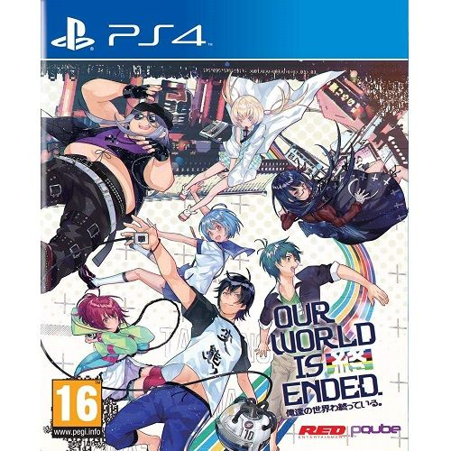 Our World Is Ended PS4 Game