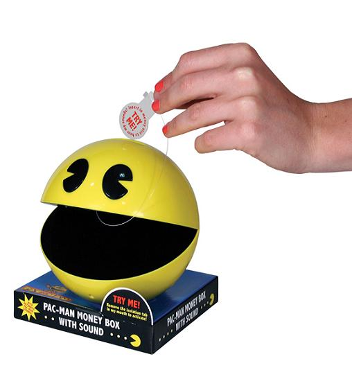 Pac-Man Moneybox - Toys