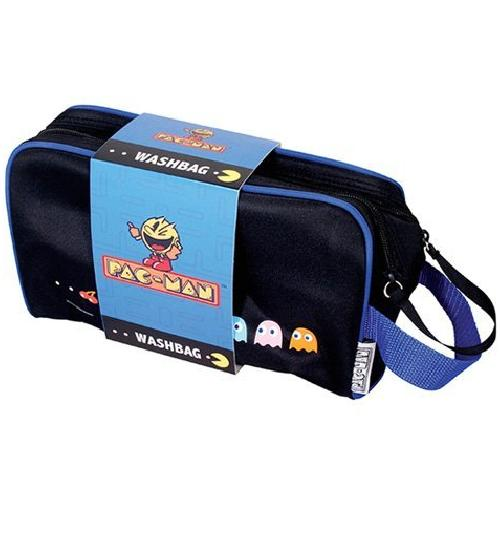 Pac Man Wash Bag - Toys
