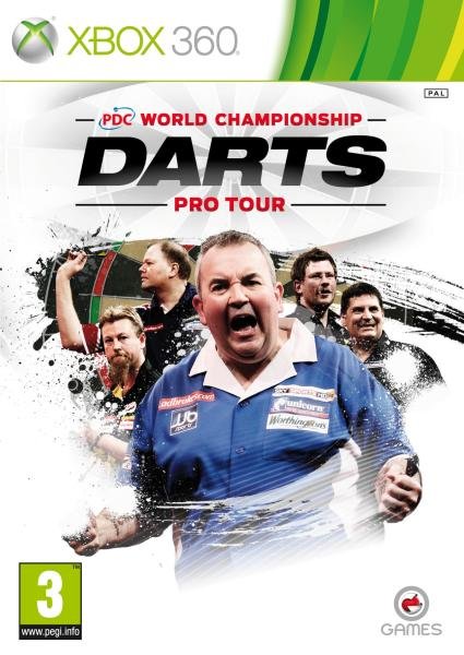 PDC World Championship Darts: Pro Tour Xbox 360 Game