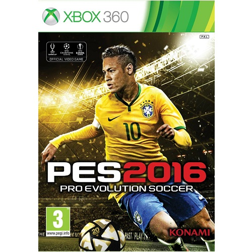 PES 2016 Pro Evolution Soccer Xbox 360 Game