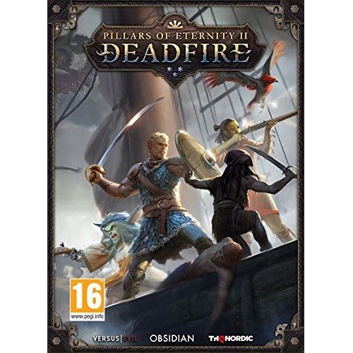 Pillars of Eternity 2 Deadfire PC Game