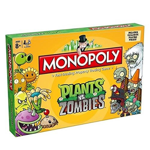 Plants vs Zombies Monopoly