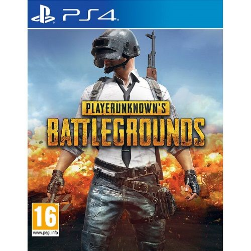 PlayerUnknowns Battlegrounds PS4 Game