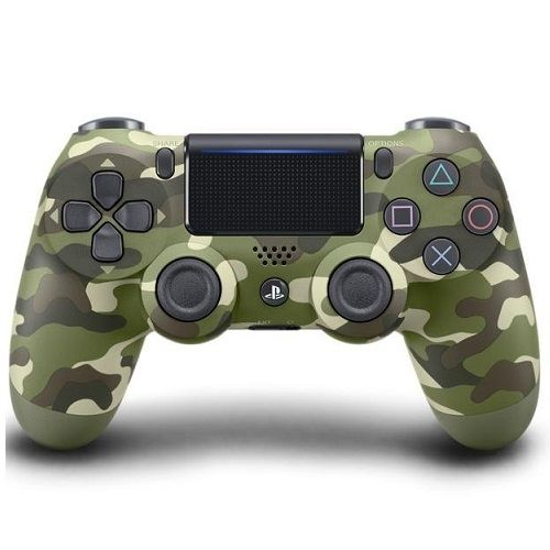 PlayStation DUALSHOCK 4 V2 Controller Green Camo PS4