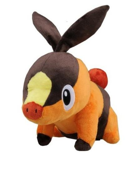 Pokemon Large Size Plush Tepig - Toys