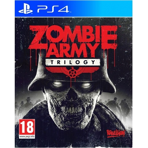 PRE-OWNED Zombie Army Trilogy PS4 Game