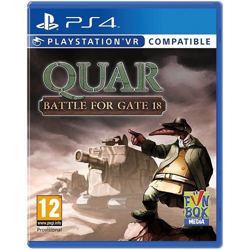 QUAR Infernal Machines [PSVR Compatible] PS4 Game