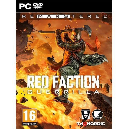Red Faction Guerrilla Re-Mars-tered PC Game
