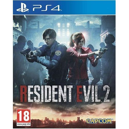 Resident Evil 2 PS4 Game - Gamereload
