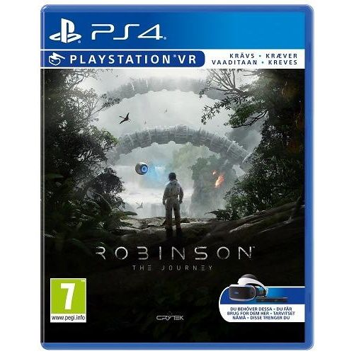 Robinson The Journey VR [PSVR required] PS4 Game