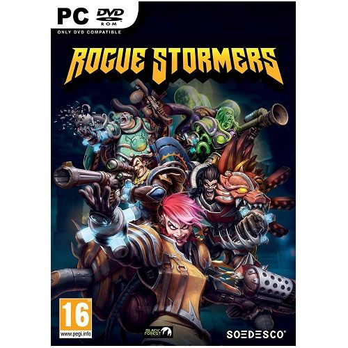 Rogue Stormers PC Game