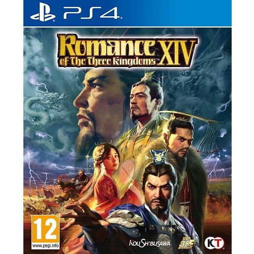 Romance of the Three Kingdoms XIV PS4 Game