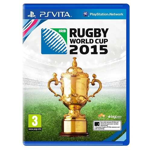 Rugby World Cup 2015 PS Vita Game