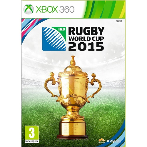 Rugby World Cup 2015 Xbox 360 Game