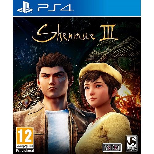 Shenmue III (3) PS4 Game