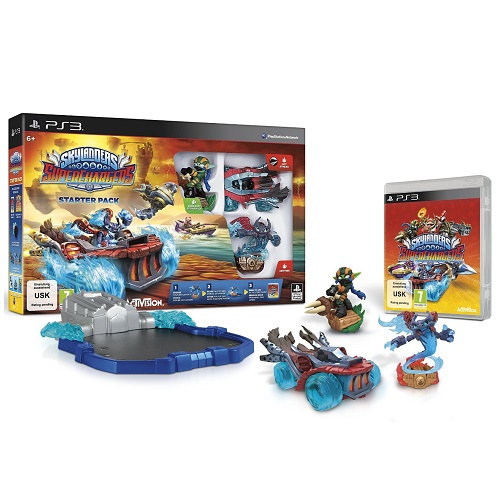 Skylanders Superchargers Starter Pack PS3 Game