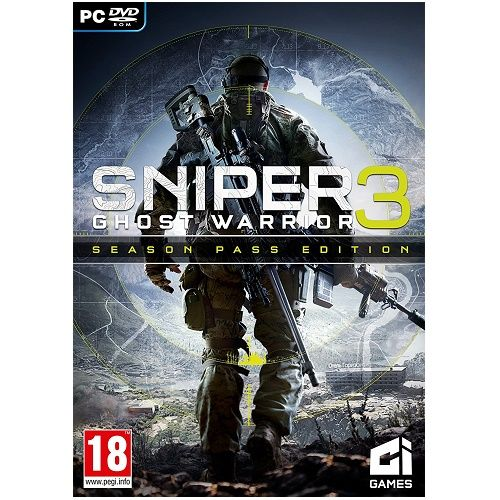 Sniper Ghost Warrior 3 Season Pass Edition PC Game