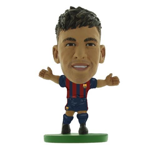 Soccerstarz Barcelona Neymar Jr. (2018) Home Kit