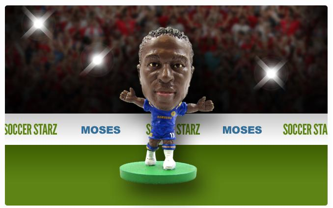 Soccerstarz Chelsea Victor Moses