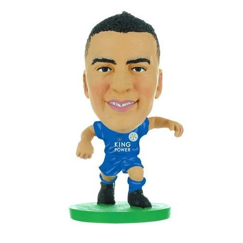 Soccerstarz Leicester Danny Simpson (Classic) Home Kit