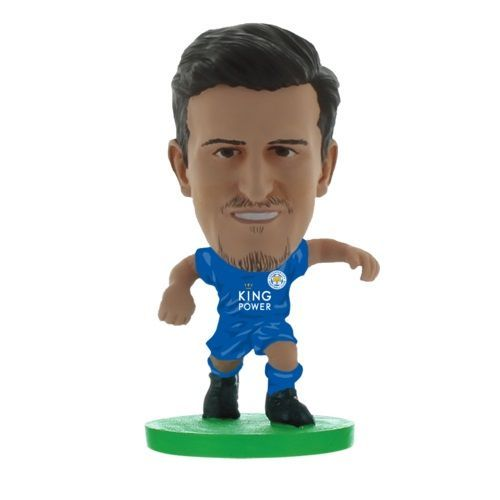 Soccerstarz Leicester Harry Maguire (Classic) Home Kit