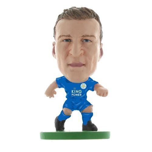 Soccerstarz Leicester Robert Huth (Classic) Home Kit