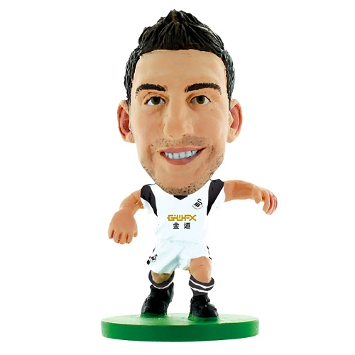 Soccerstarz Swansea Angel Rangel Home Kit