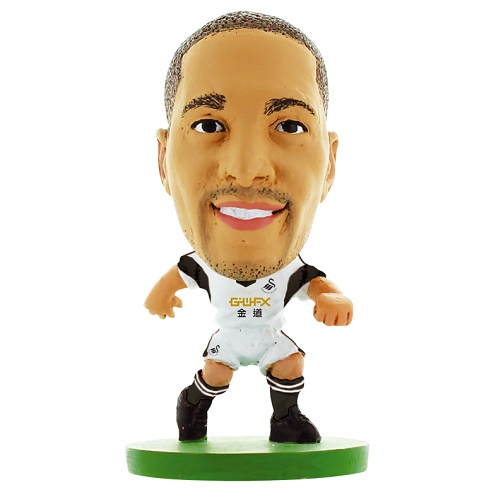 Soccerstarz Swansea Ashley Williams Home Kit