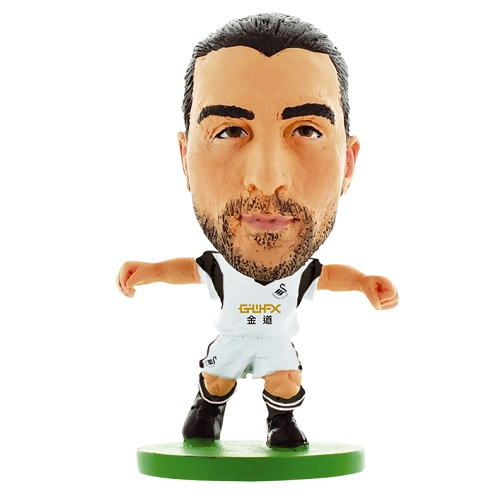 Soccerstarz Swansea Chico Flores Home Kit