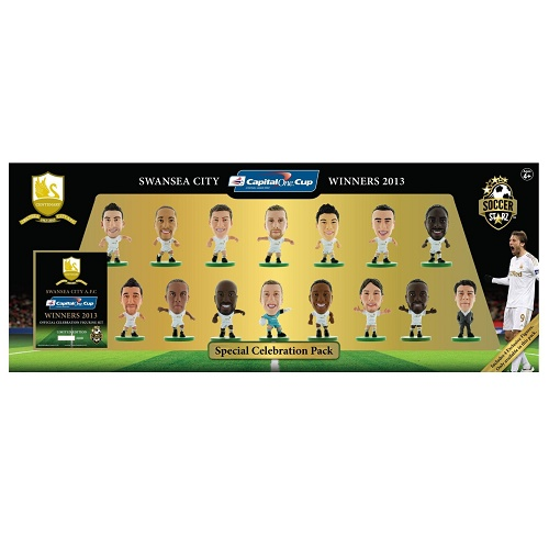 Soccerstarz Swansea City Carling Cup Pack 2013
