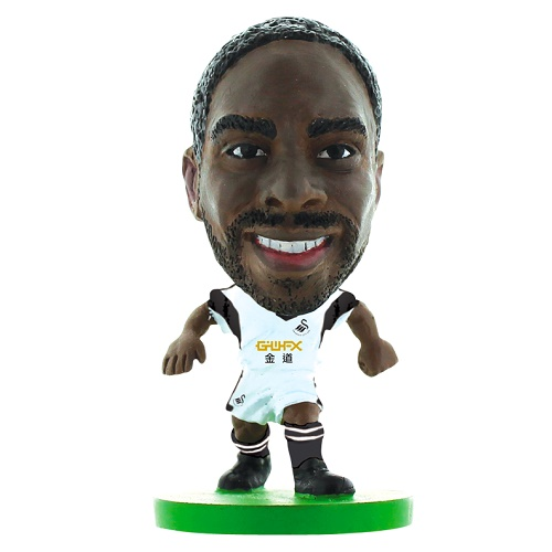 Soccerstarz Swansea Nathan Dyer Home Kit