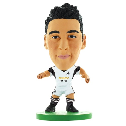 Soccerstarz Swansea Neil Taylor Home Kit