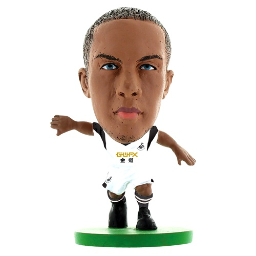 Soccerstarz Swansea Wayne Routledge Home Kit