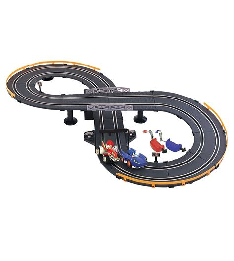 Sonic and Knuckles Racetrack - Toys