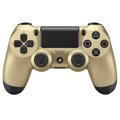 Sony Playstation Dualshock 4 Controller Gold | PS4