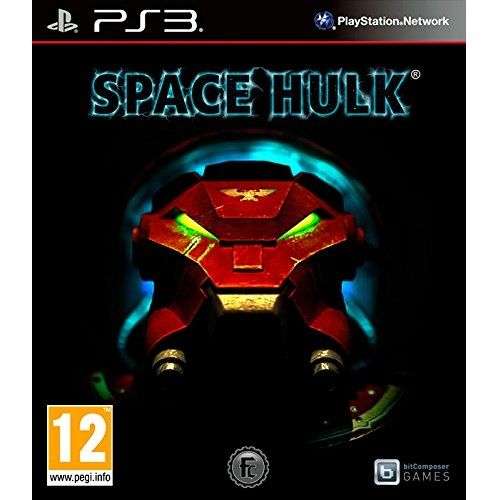 Space Hulk PS3 Game