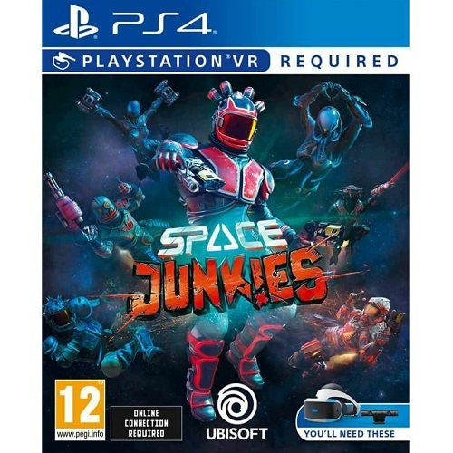 Space Junkies [PSVR Required] PS4 Game