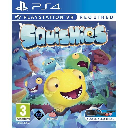 Squishies [PSVR Required] PS4 Game