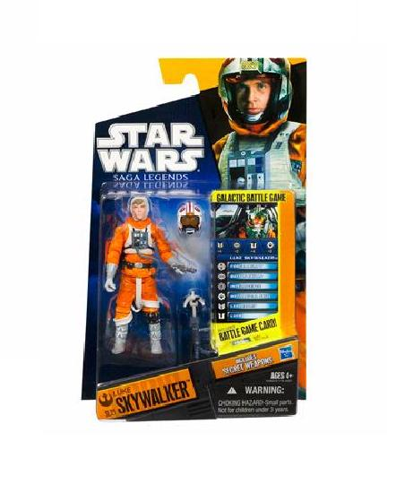 Star Wars Saga Legends Figures Toys