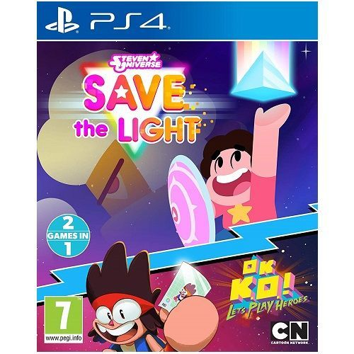Steven Universe Save the Light PS4 Game