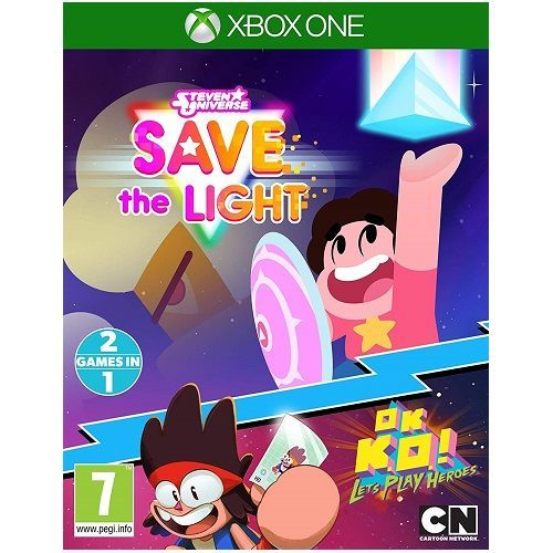 Steven Universe Save the Light Xbox One Game