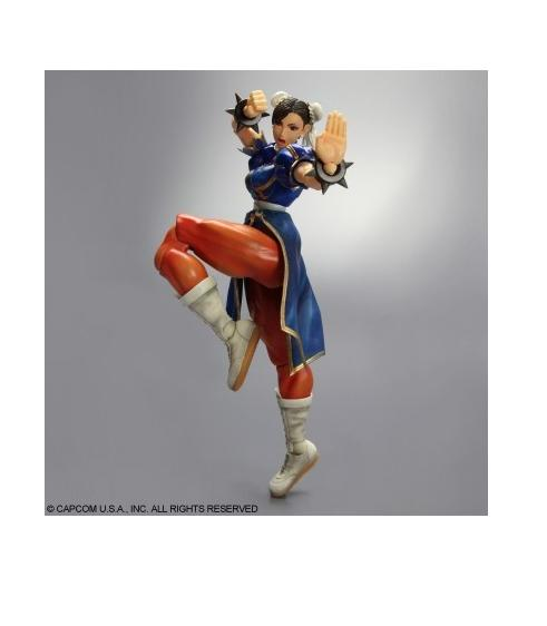 Super Street Fighter IV Action Figure Vol 1 Chun-Li - Figures