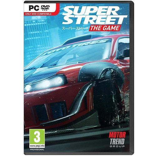 Super Street The Game PC Game